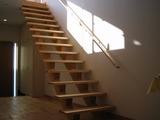 スルーな階段