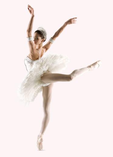 ポリーナ Polina Semionova ロシアのバレエダンサーです(身長17... ♪いちご