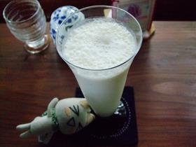 ミルクシェイク♪