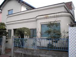 福知山市街地の洋館1