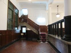 15旧大和田銀行本店営業室