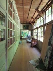 33旧奥上林小学校