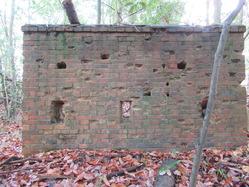 15福知山陸軍演習陣地南煉瓦壁