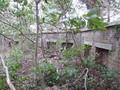 金岬砲台最北端煉瓦構造物2