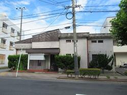 19コンクリートブロック住宅 西町 昭和初期か