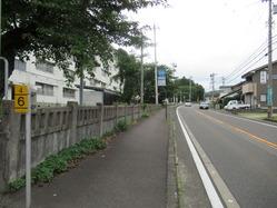5敦賀連隊塀