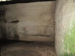 16医務室壕内部