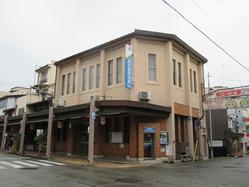 13高山信用金庫川西支店 朝日町 昭和戦前か