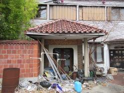 5奈良市内某所の廃洋館