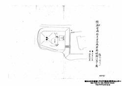経ヶ岬海軍望楼図面