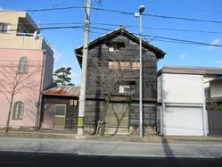 32銅板張りの倉庫 今町1丁目