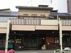 17たま井や 下一之町 昭和初期か