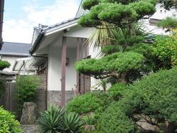11長石邸