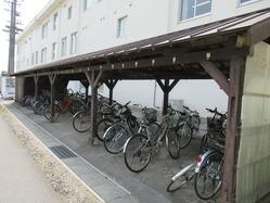 23自転車置場