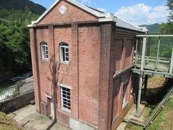 14旧上久下村営発電所