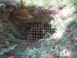 48地下壕5入口