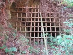 46地下壕4入口