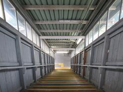 15八木駅舎跨線橋内部階段