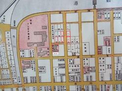 水交社住宅配置図