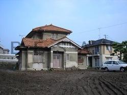 菱田邸取り壊し寸前 大正11年