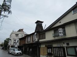 21旧山桜神社火の見櫓 本町2丁目 明治14年 昭和11年移築