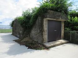 35大型地下壕
