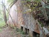 建部山砲台砲側庫2