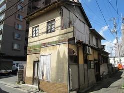 22廃洋館 三田市中央町 昭和初期