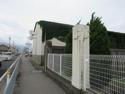 30東洋紡敦賀工場通用門