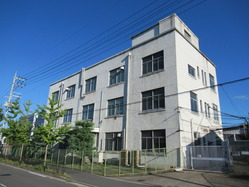 5島津製作所E31棟 西ノ京西中合町 昭和12年