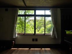 8本野邸窓