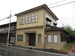 35旧瀬古写真館 馬場町2丁目 昭和初期
