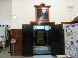 17旧大和田銀行本店金庫室