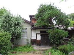 47洋館付き住宅 堀端町 昭和初期か