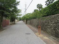 13藤井厚二設計の邸宅があった石積