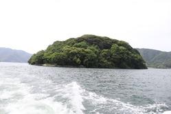 0蛇島遠景