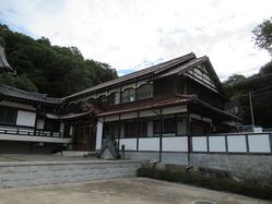 15天徳寺庫裏