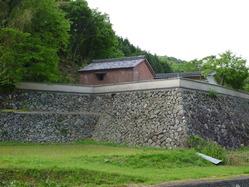 12亀岡東別院町荒内の煉瓦倉庫1