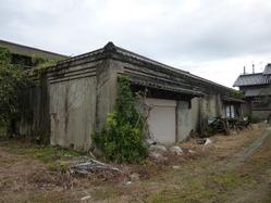 旧燃料倉庫