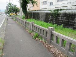 6敦賀連隊塀