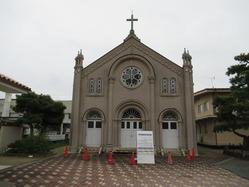 18カトリック宮津教会聖ヨハネ天主堂 宮津市宮本町 明治29年
