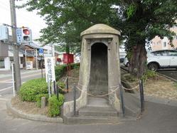 2敦賀連隊歩哨舎