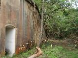 建部山砲台砲側庫3