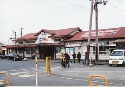 旧亀岡駅1