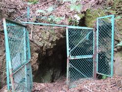6地下壕入り口
