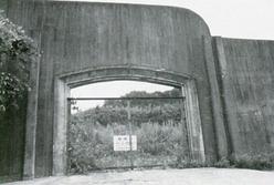 舞鶴海軍刑務所正門