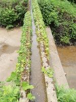 岸谷貯水池水路橋