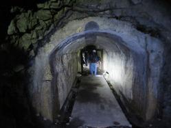 8地下壕コンクリート造部分�