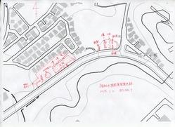 福知山陸軍演習陣地見取り図001