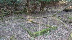6岸谷貯水池貯水槽跡